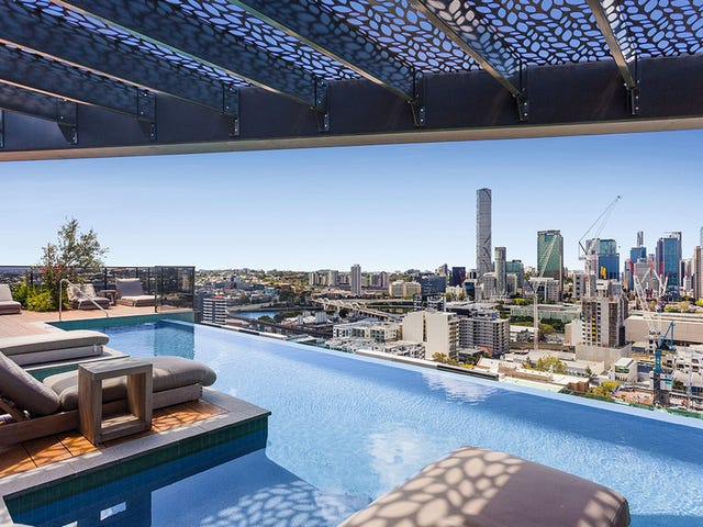 1305/4 Edmondstone Street, South Brisbane, Qld 4101