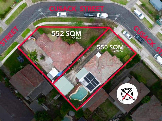 4 & 6 Cusack Street, Merrylands West, NSW 2160