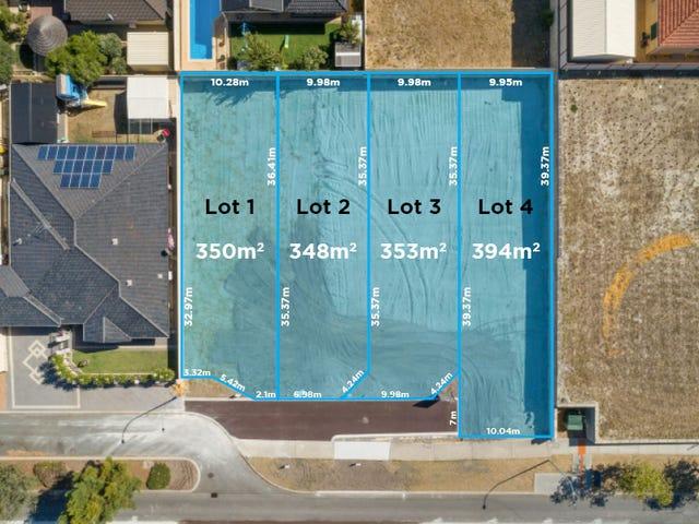 Lots 1-4, 59 Kingsway, Madeley, WA 6065