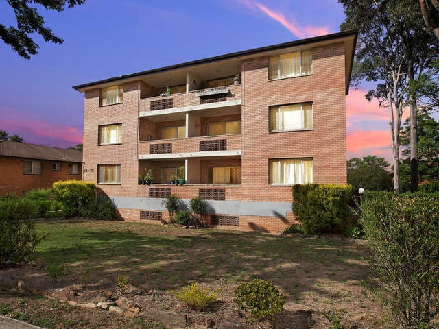 3/24 SHEFFIELD STREET, Merrylands, NSW 2160