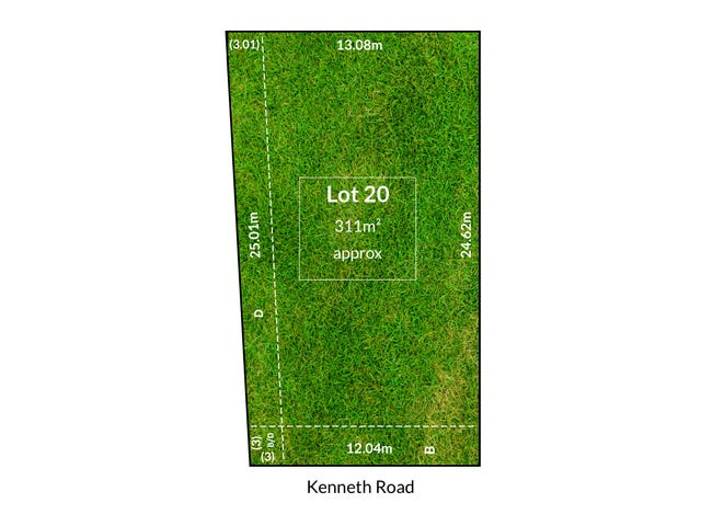Lot 20, 34 Kenneth Road, Morphett Vale, SA 5162