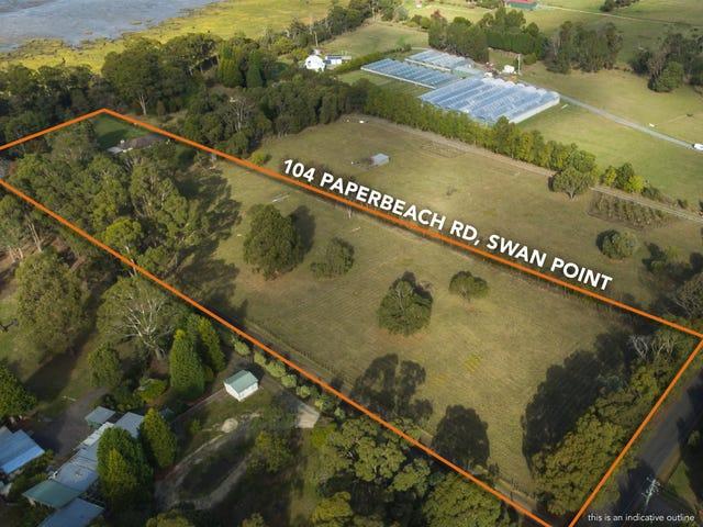 104 Paper Beach Road, Swan Point, Tas 7275