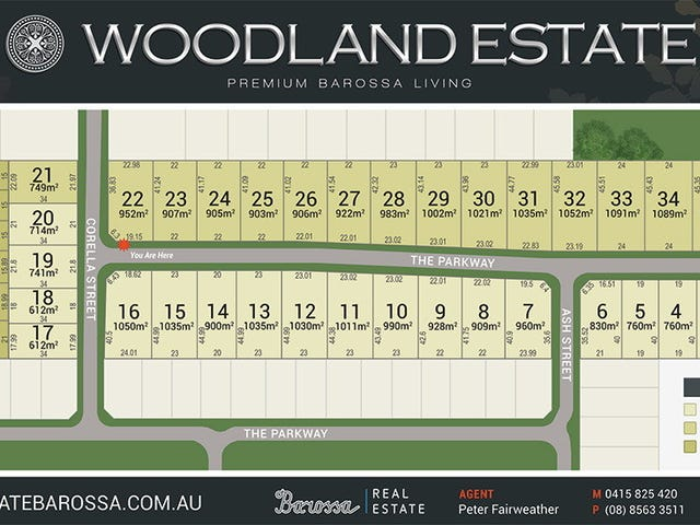 Lot 1 The Parkway, Nuriootpa, SA 5355