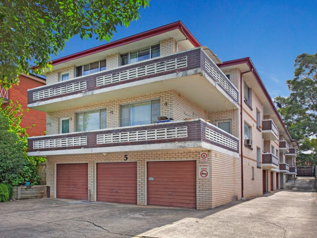 5/5 Hampstead Road, Homebush West, NSW 2140