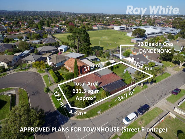 12 Deakin Crescent, Dandenong North, Vic 3175