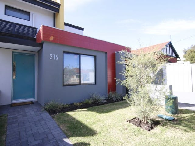 3/216 Loftus St, North Perth, WA 6006