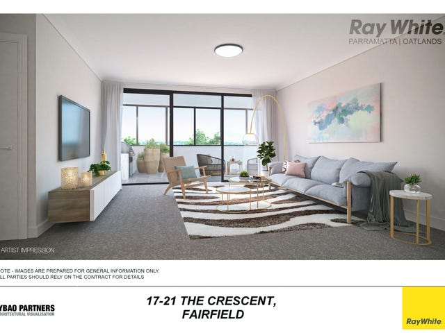 110/17-21 The Crescent, Fairfield, NSW 2165