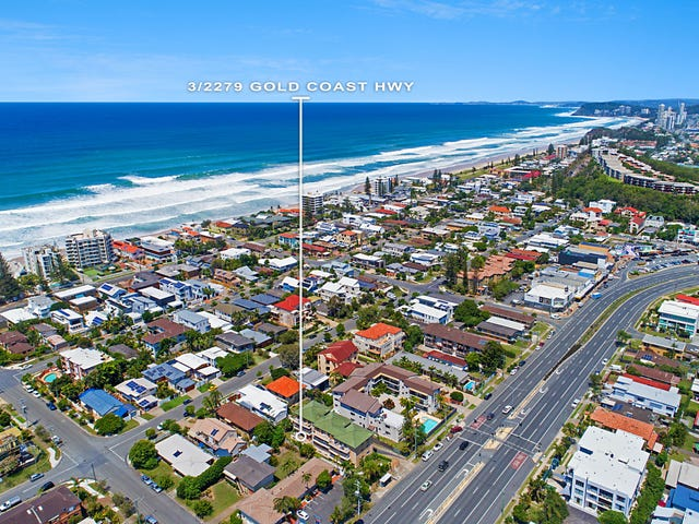 3/2279 Gold Coast HWY, Mermaid Beach, Qld 4218