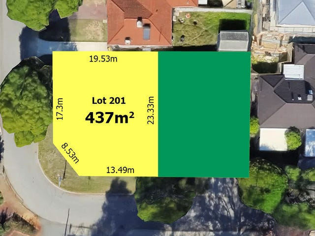 Lot 201, 31 Ochiltree way, Kardinya, WA 6163