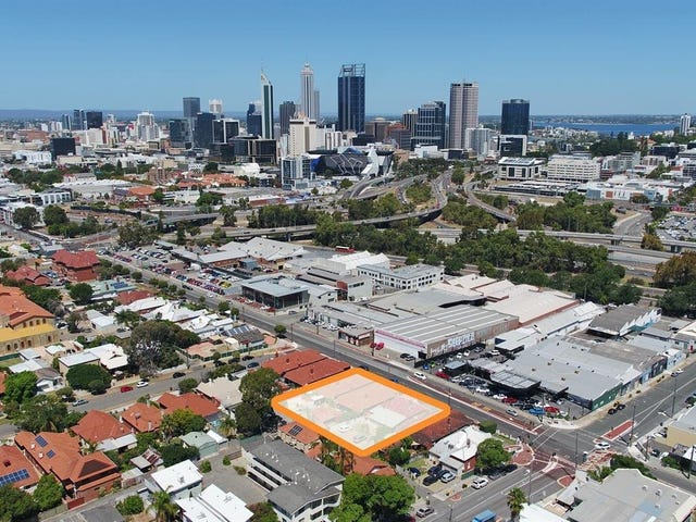 536-544 Newcastle Street, West Perth, WA 6005