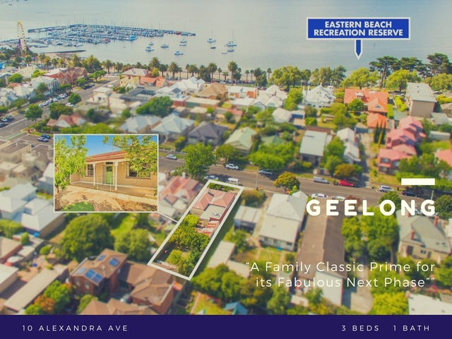 10 Alexandra Avenue, Geelong, Vic 3220