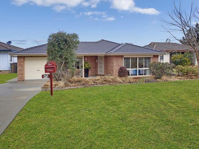 45 Gourock Avenue, Goulburn, NSW 2580