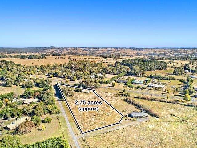 24 Trentham Road, Tylden, Vic 3444