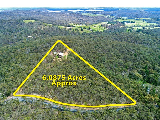 966 Buttermans Track, Christmas Hills, Vic 3775