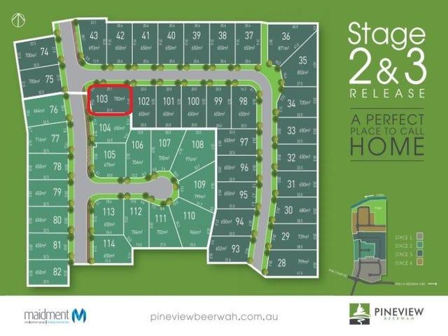 Lot 103 Featherwood Crescent, Beerwah, Qld 4519