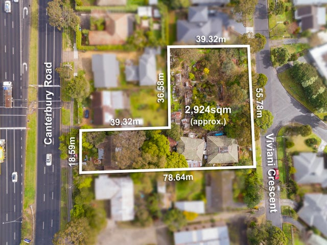 63-67 Viviani Crescent & 209 Canterbury Road, Heathmont, Vic 3135