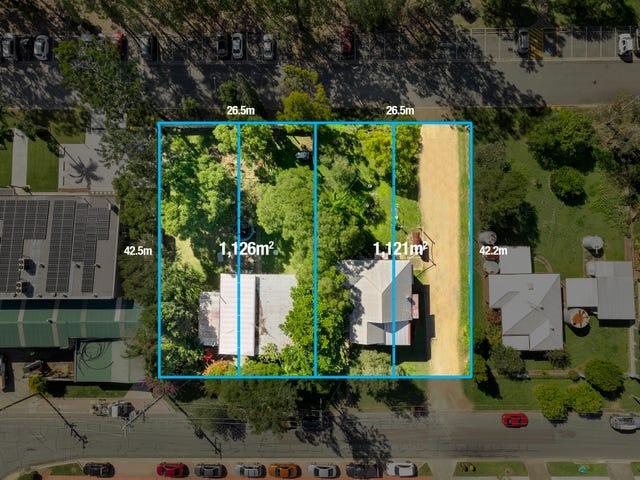 3 - 5  & 7-9 Progress Street, Samford Village, Qld 4520