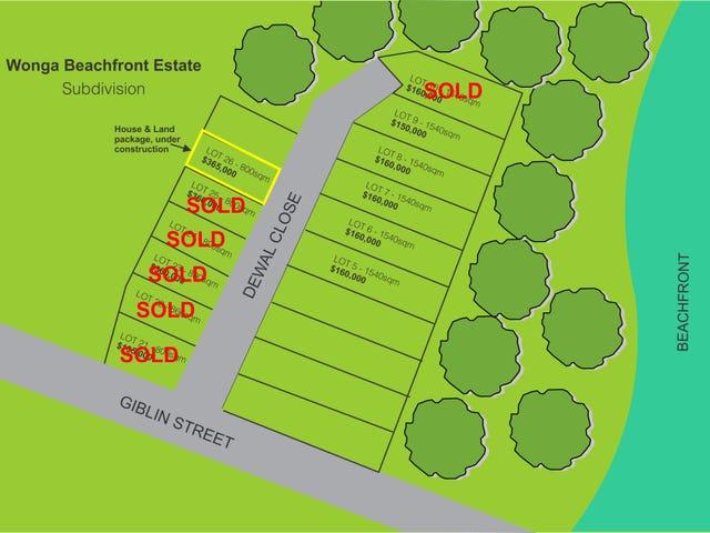 Lot 9,8,7,6,5 Dewal Close, Wonga Beach, Qld 4873