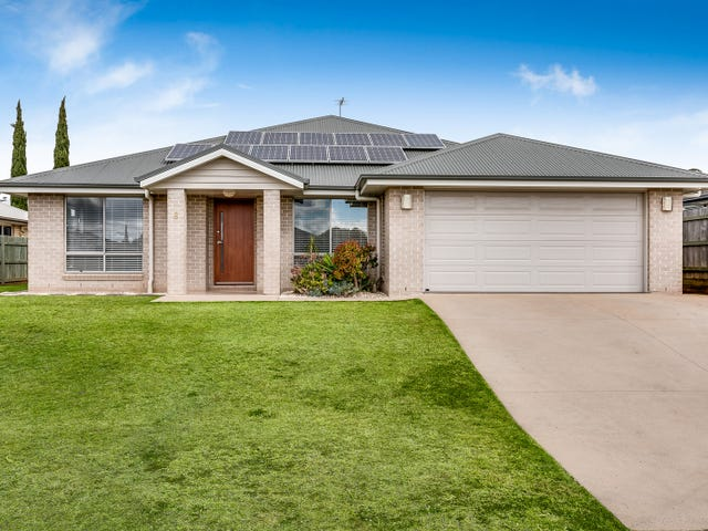 8 Lanagan Court, Middle Ridge, Qld 4350