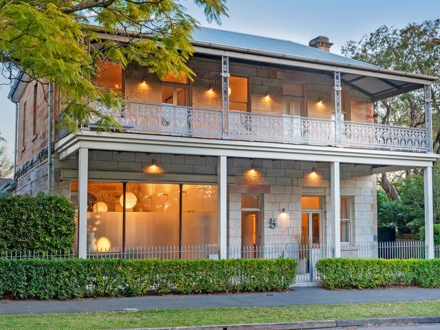 5 Alexandra Street, Hunters Hill, NSW 2110