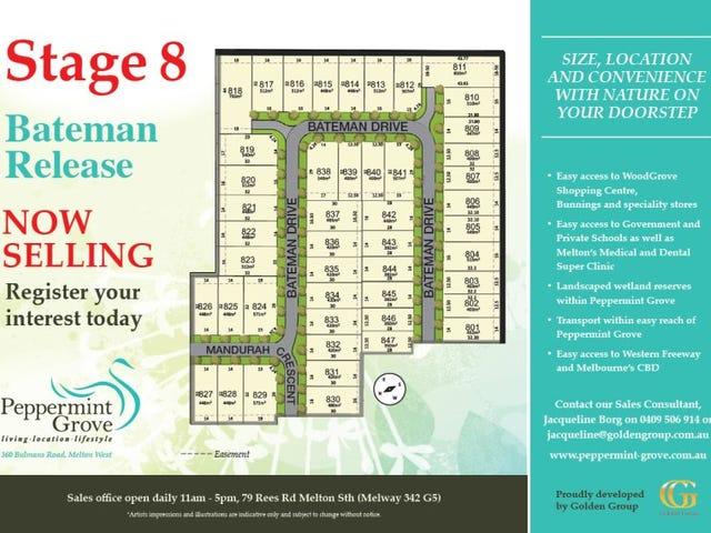 360-410  Bulmans Road, Melton West, Vic 3337