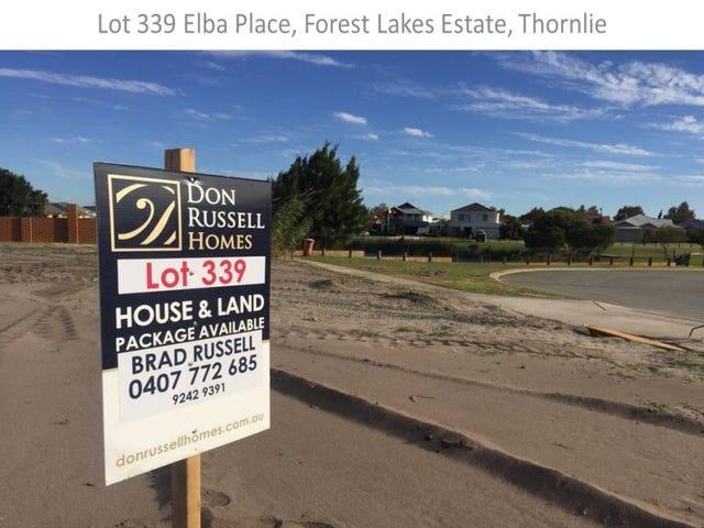 Lot 339 Elba Place, Thornlie, WA 6108