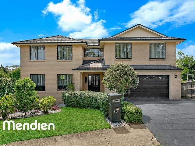 31 Bentley Ave, Kellyville, NSW 2155