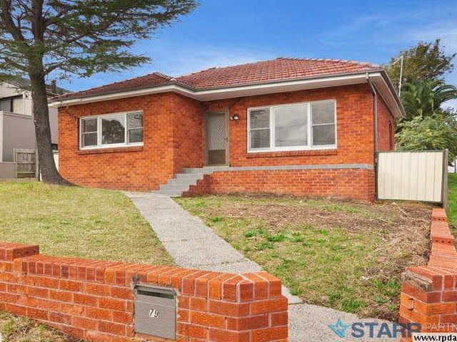 79 WARWICK ROAD, Merrylands, NSW 2160