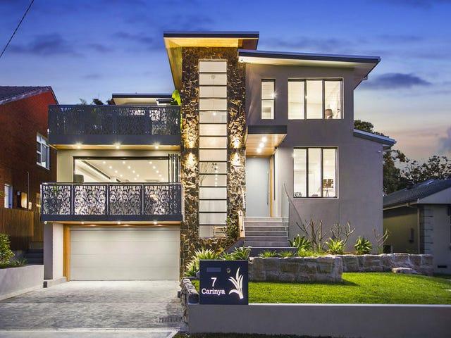 7 Bareena Drive, Balgowlah Heights, NSW 2093