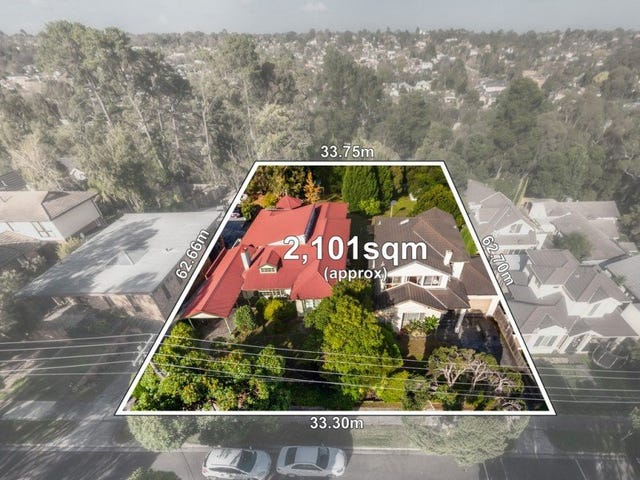 34 & 36 Boronia Grove, Doncaster East, Vic 3109