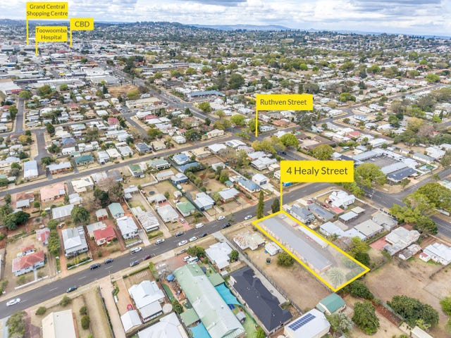 Units 1-6/4 Healy Street, South Toowoomba, Qld 4350