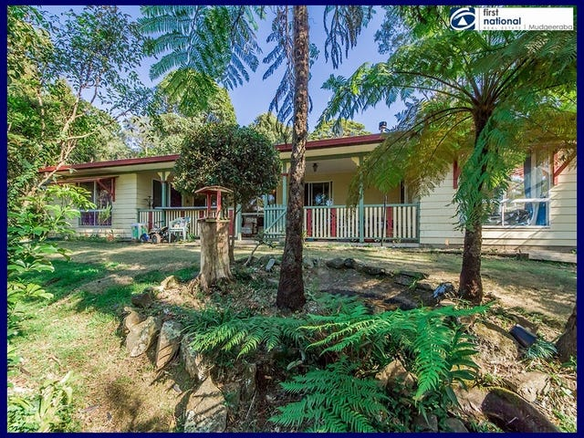 41 Lyrebird Ridge Road, Springbrook, Qld 4213