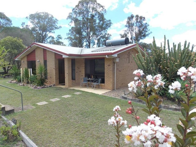 58 Rifle Range Rd, Nanango, Qld 4615