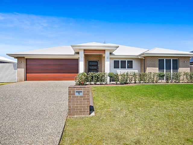 9 Owl Court, Kleinton, Qld 4352