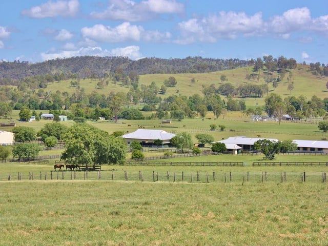 100 Oaky Creek Rd, Beaudesert, Qld 4285