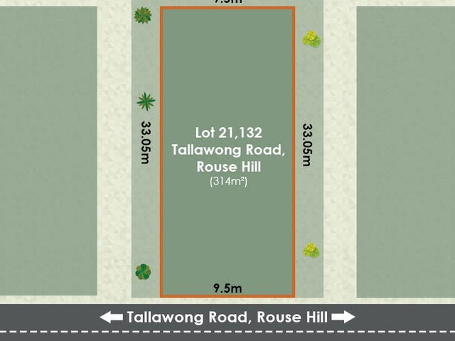 Lot 21, 132, Tallawong Road, Rouse Hill, NSW 2155
