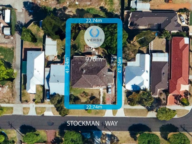 41 Stockman Way, Cannington, WA 6107