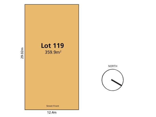 Lot 119 of Lot 1 Boundary Road, Schofields, NSW 2762