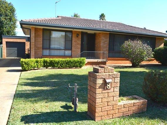 8 Oxley Circle, Dubbo, NSW 2830