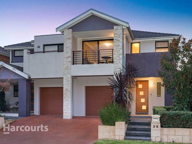 38 Bentwood Terrace, Stanhope Gardens, NSW 2768