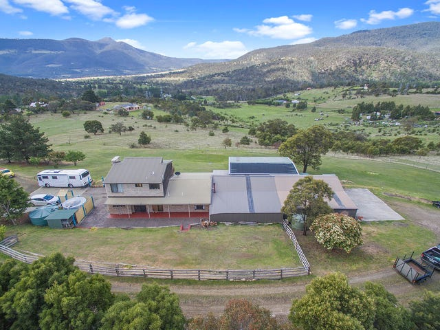 71 Glen Dhu Road, Molesworth, Tas 7140
