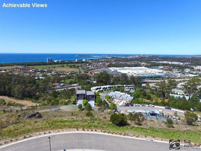 Lots 100-107 Summit Drive, Coffs Harbour, NSW 2450