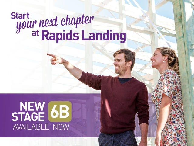 Stage 6b Rapids Landing Estate, Margaret River, WA 6285