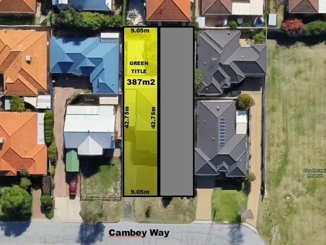 Lot 1 10 Cambey Way, Brentwood, WA 6153