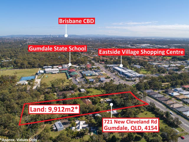 721 New Cleveland Road, Gumdale, Qld 4154