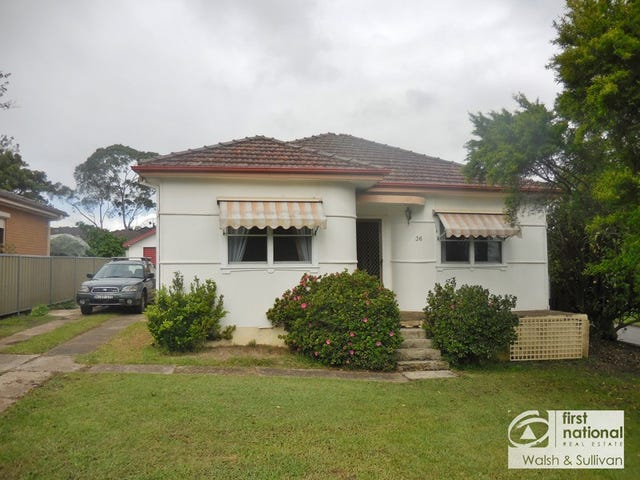 36 OLD CASTLE HILL ROAD, Castle Hill, NSW 2154