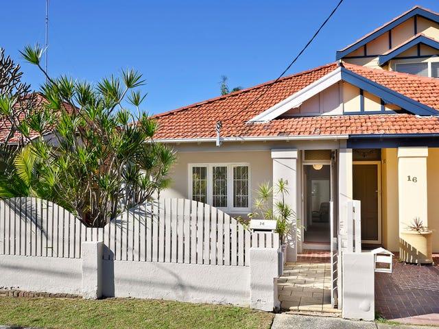 14 Plowman Street, North Bondi, NSW 2026
