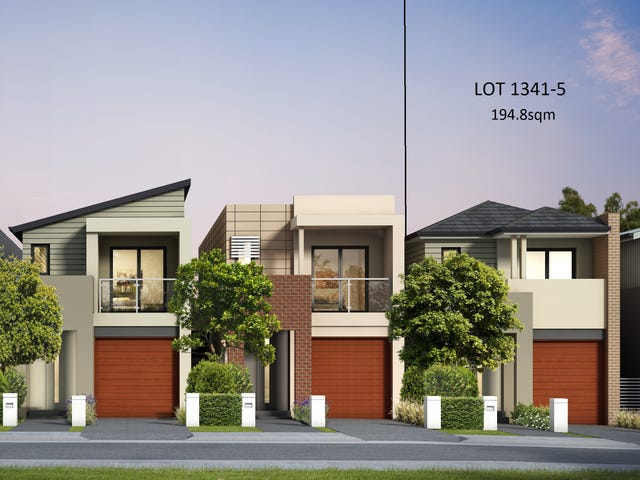 Lot 1341-5 Alumuna Residences, Jordan Springs, NSW 2747