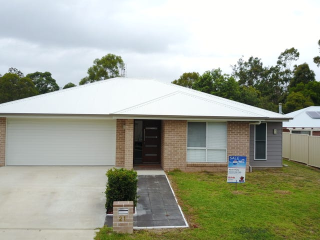 21 Samuel Ave, Crows Nest, Qld 4355