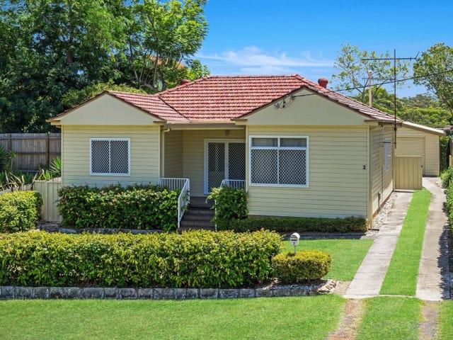 2 Bay View Avenue, East Gosford, NSW 2250